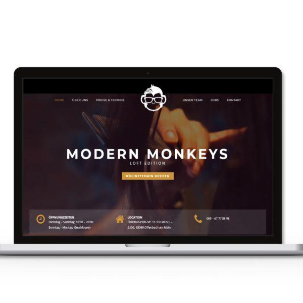 Modern Monkeys Mock